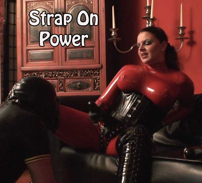 Strap On Latex Exzess